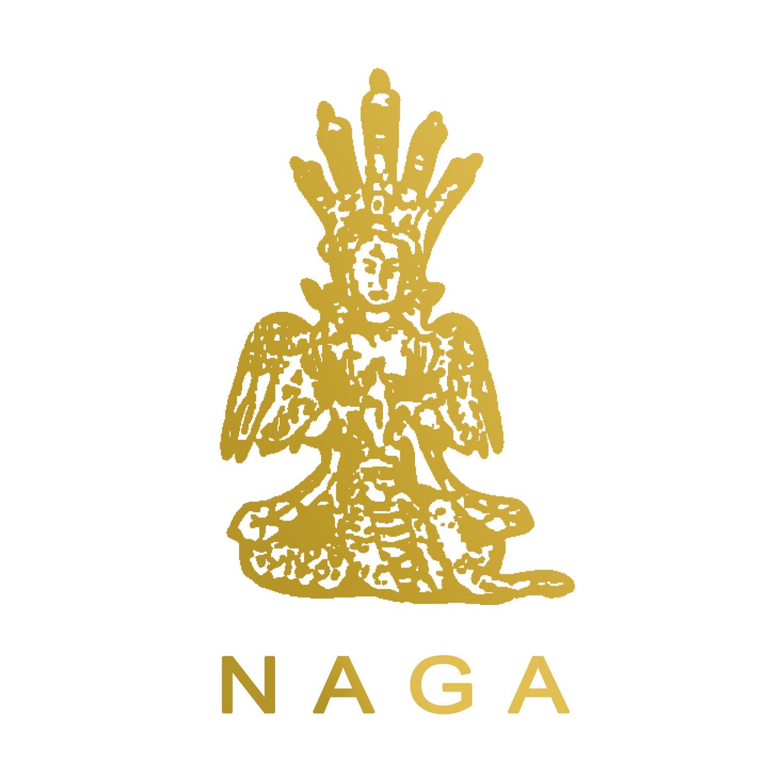 Logo for NAGA Cannabis
