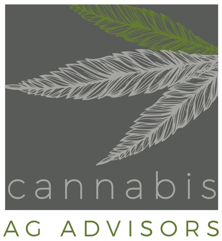 Logo for Cannabis Ag Advisors
