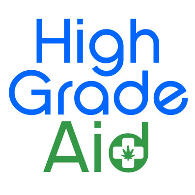 Logo for High Grade Aid