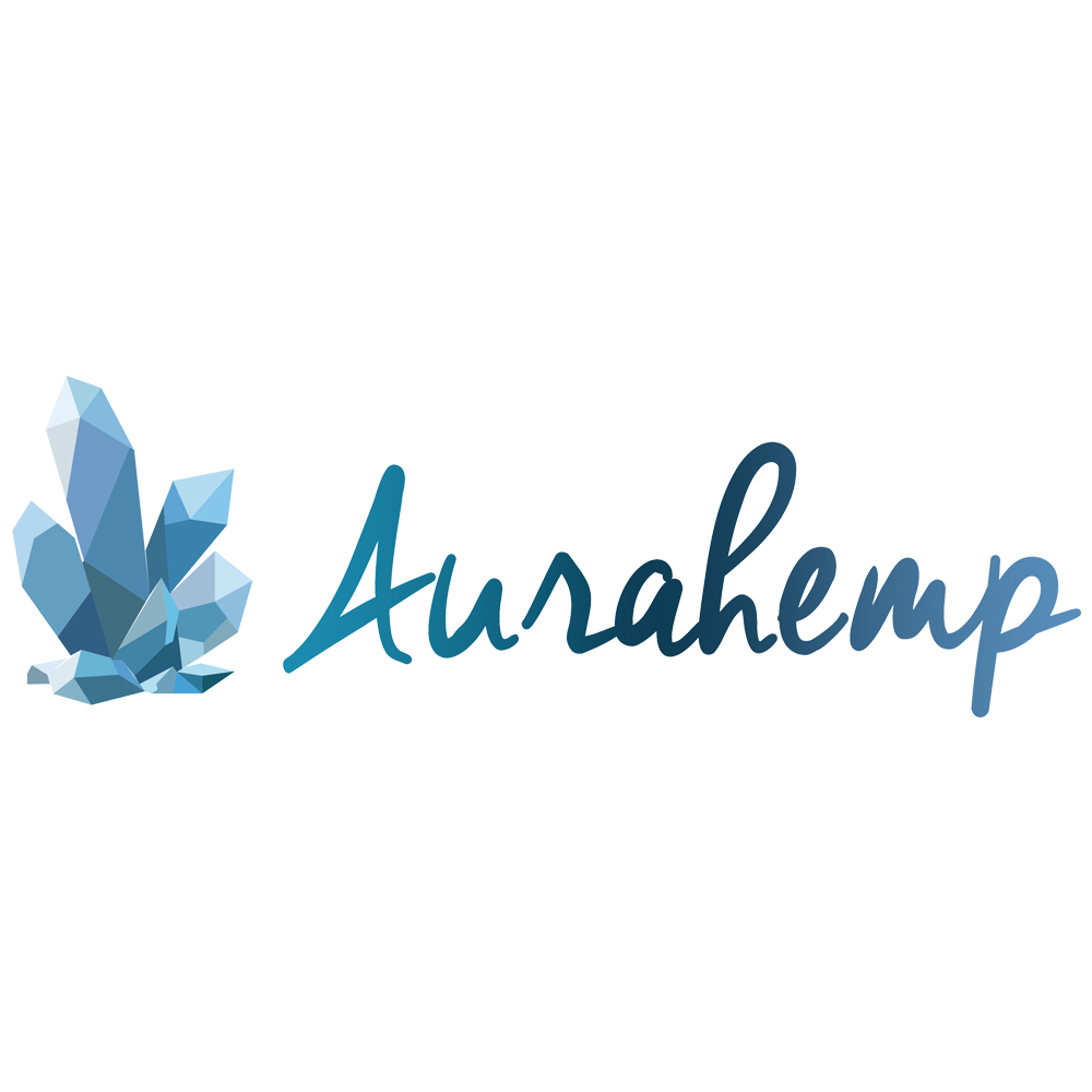 Logo for Aura Hemp