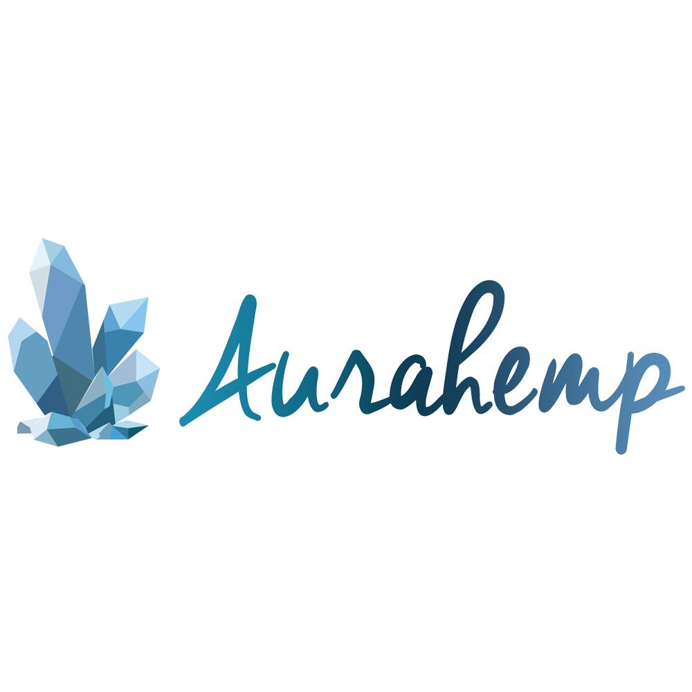 Logo for Aura Hemp