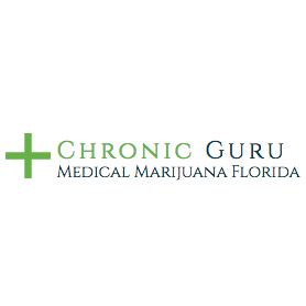 Logo for Chronic Guru Dispensary
