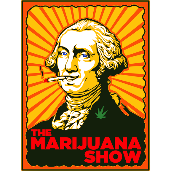 Logo for The Marijuana Show