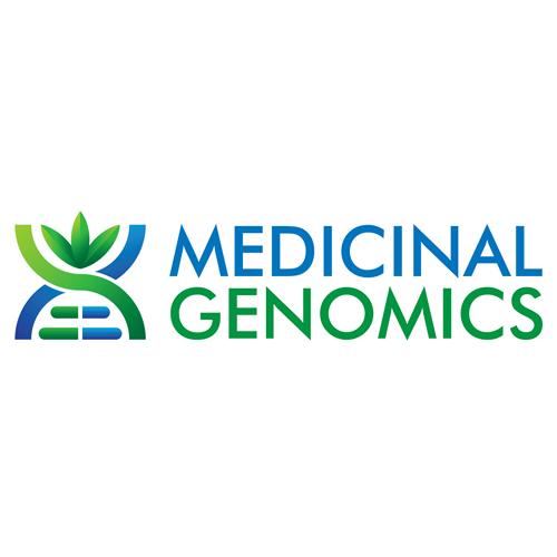Logo for Medicinal Genomics