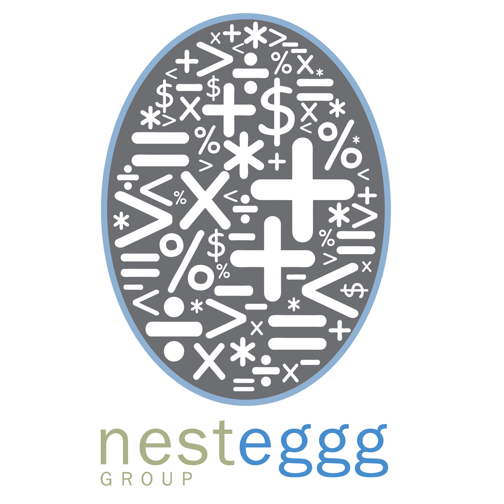 Logo for NestEggg