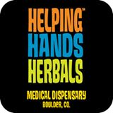 Logo for Helping Hands Herbals