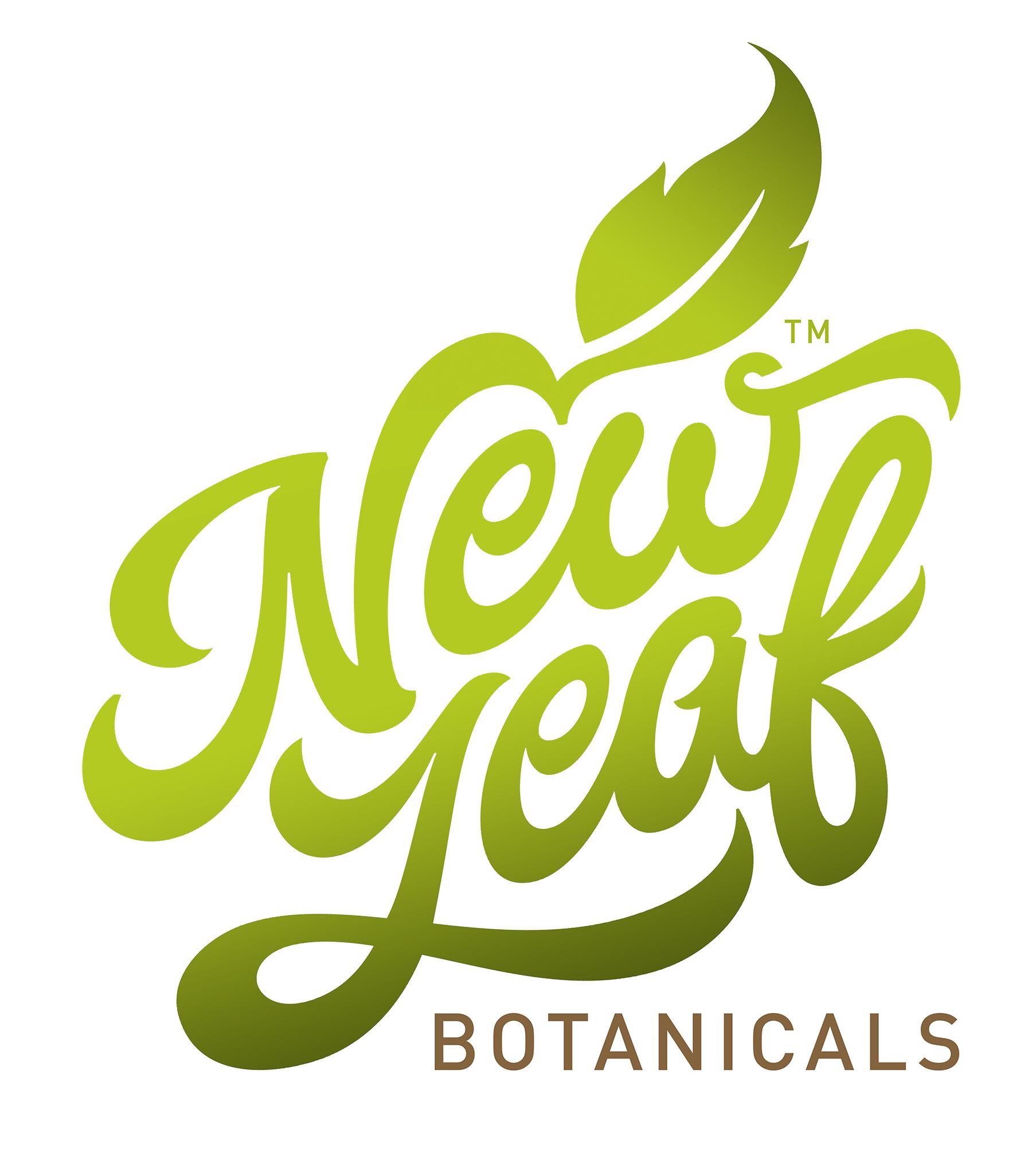 Logo for New Leaf Botanicals