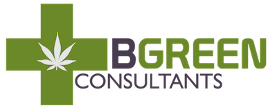 Logo for B Green Consultants
