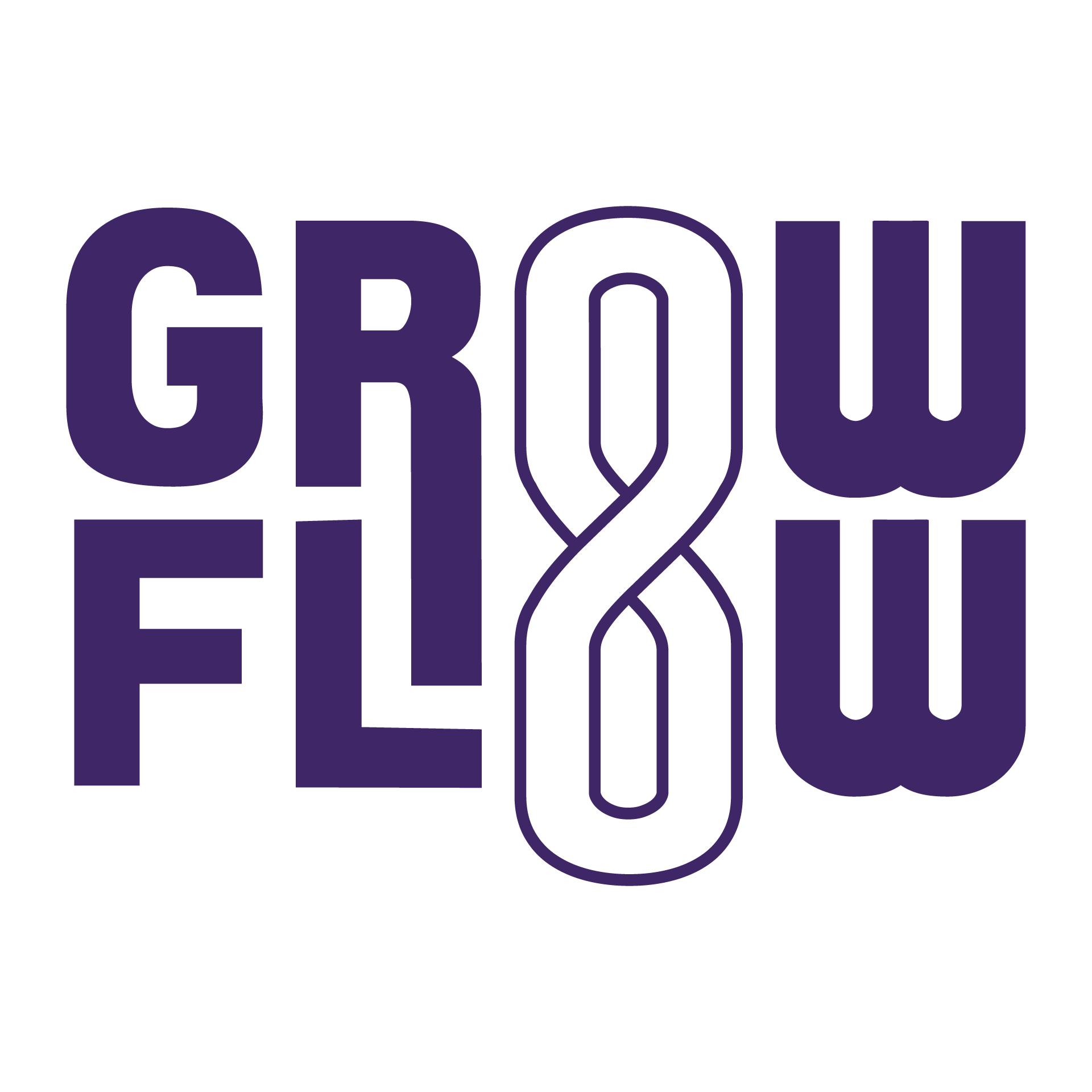 Logo for GrowFlow
