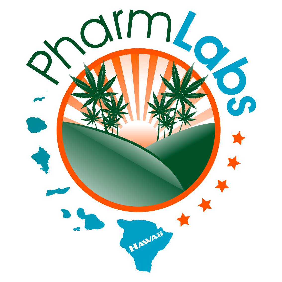 Logo for PharmLabs Hawaii LLC