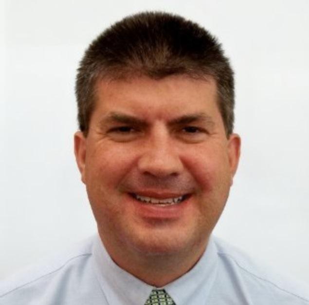 Portrait of Dave Jones