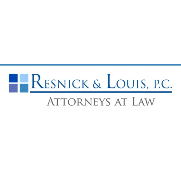 Logo for Resnick & Louis
