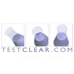 Logo for Testclear