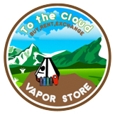 Logo for To the Cloud Vapor Store
