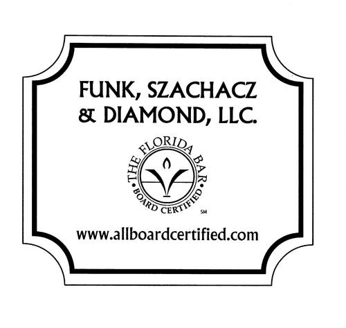 Logo for Funk, Szachacz & Diamond, LLC