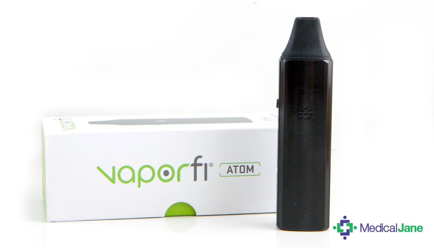 Atom Vaporizer from VaporFi