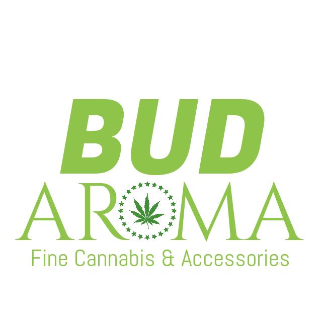 Logo for Bud Aroma