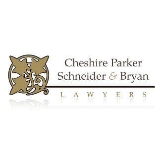 Logo for Cheshire Parker Schneider & Bryan, PLLC