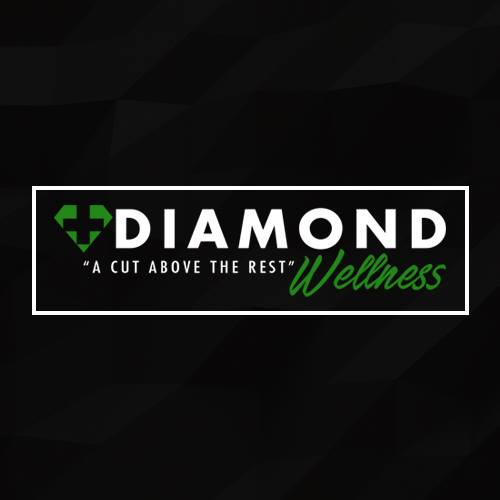 Logo for Diamond Wellness