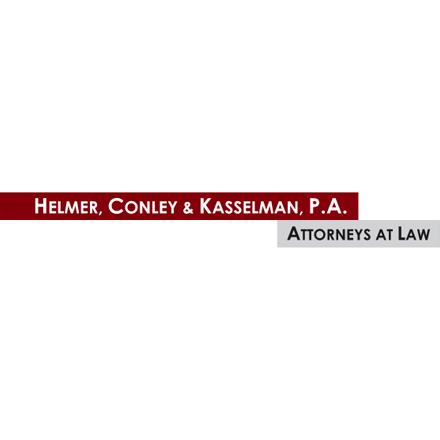 Logo for Helmer, Conley & Kasselman, P.A.