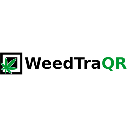 Logo for WeedTraQR