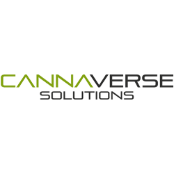 Logo for CannaVerse Solutions