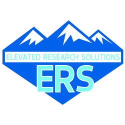 Logo for Elevated Research Solutions