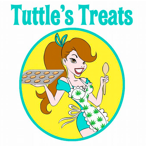 Logo for Tuttle's Treats
