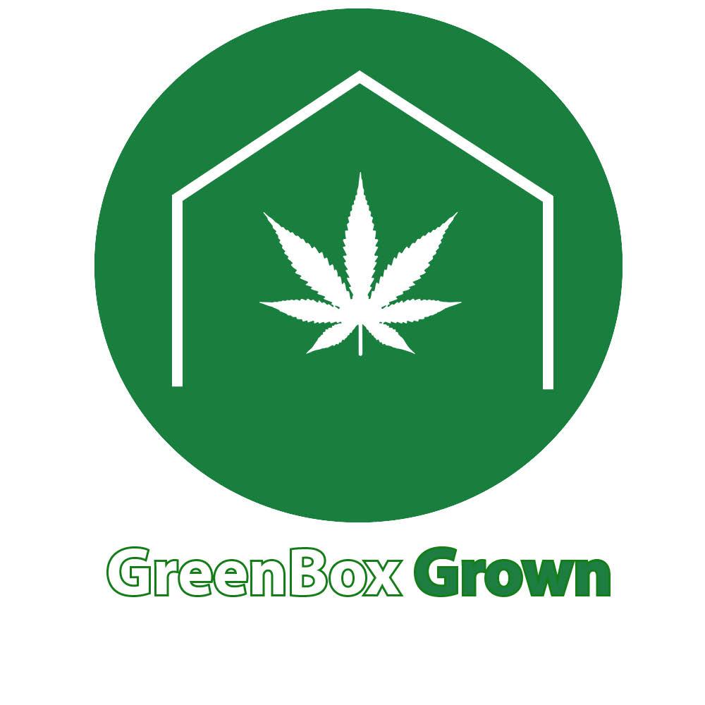 Logo for GreenBox Grown