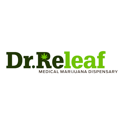 Logo for Dr. Releaf