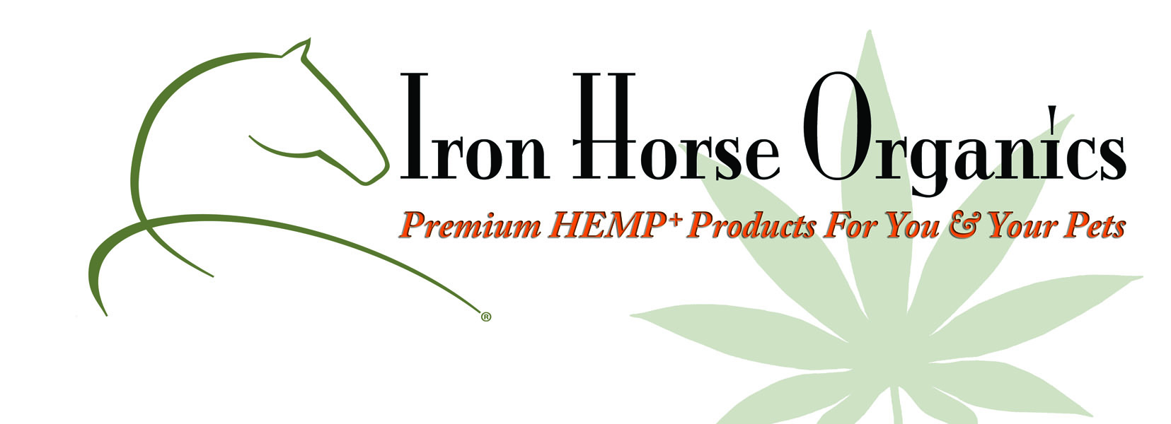 Logo for Iron Horse Organics