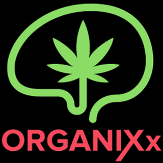 Logo for ORGANIXx Distribution