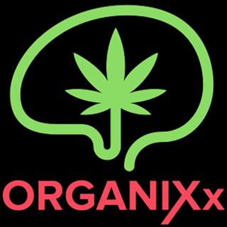 Logo for ORGANIXx Distribution