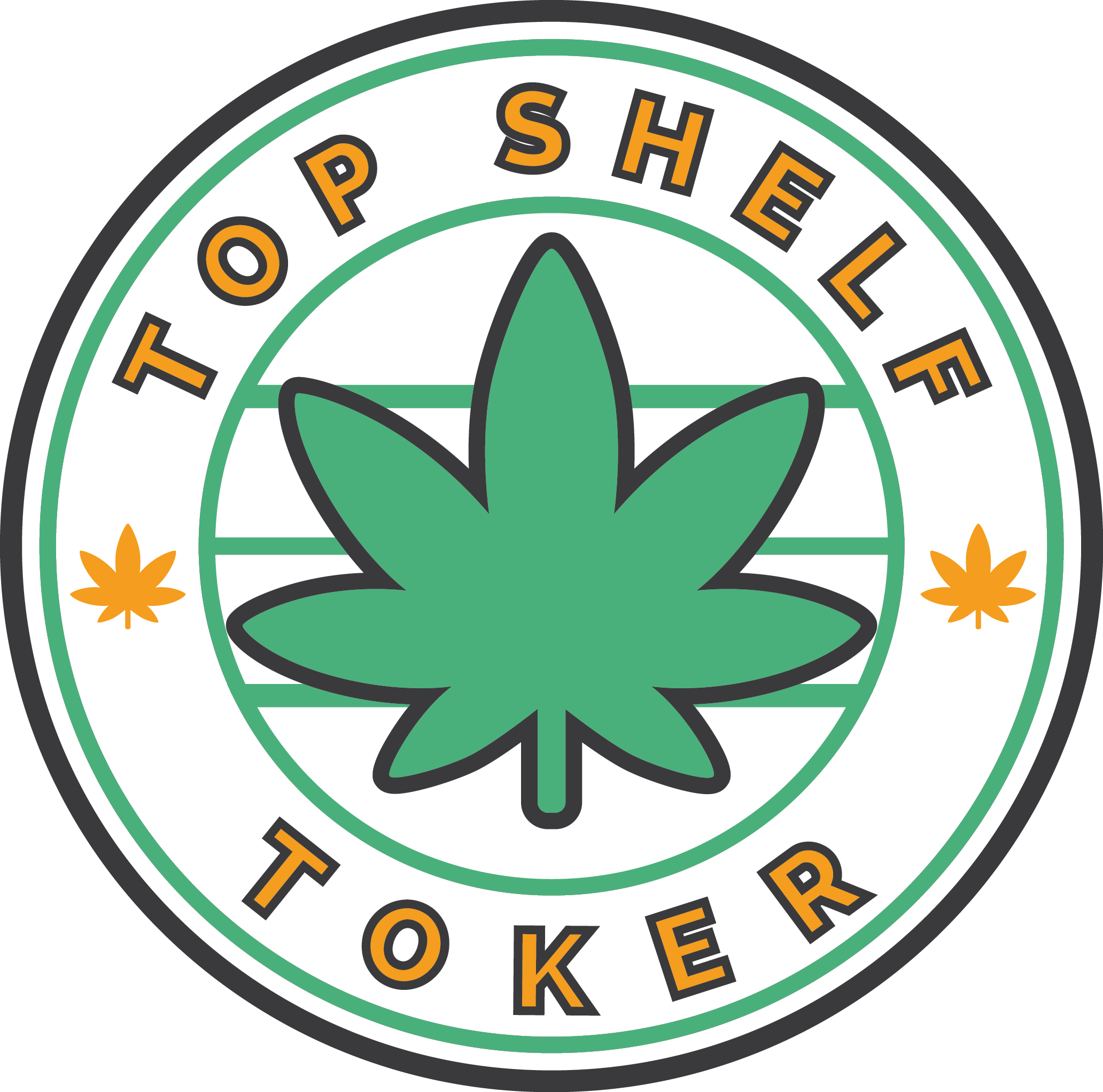 Logo for Top Shelf Toker®