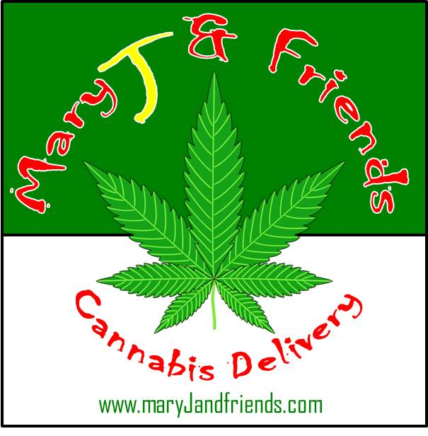 Logo for MaryJ and Friends