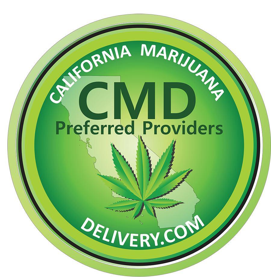Logo for California Marijuana Delivery