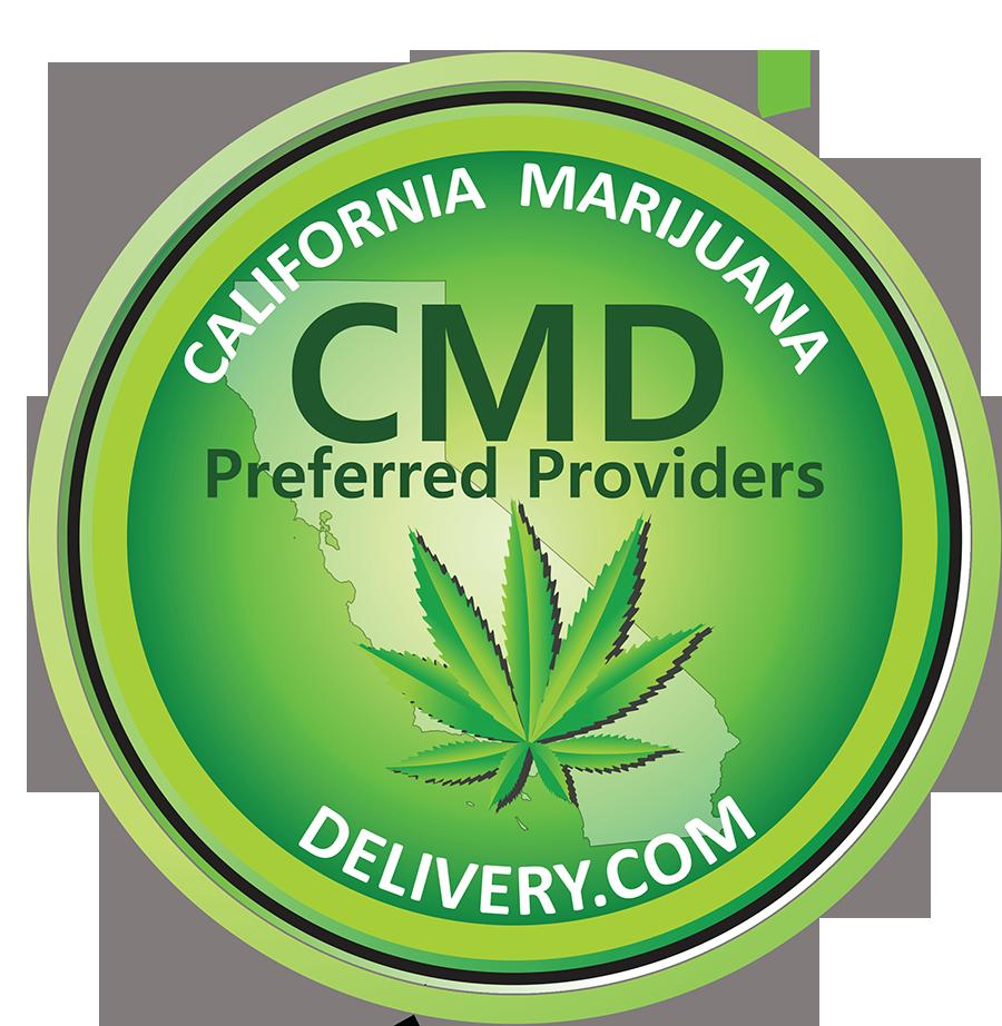 Logo for California Marijuana Delivery