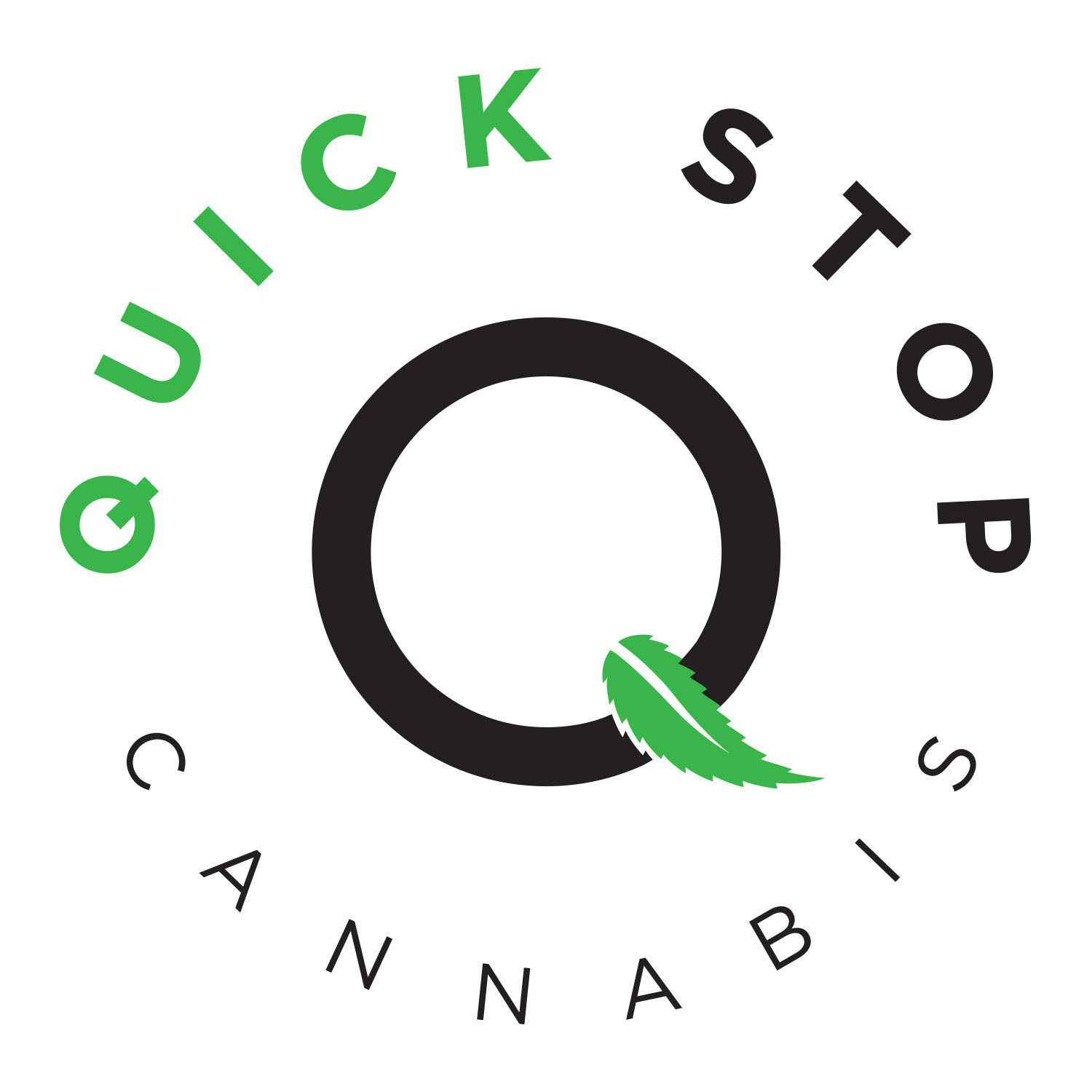 Logo for Quick Stop Cannabis