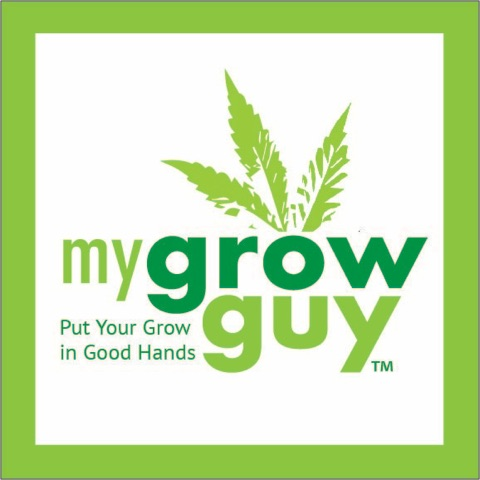 Logo for My Grow Guy