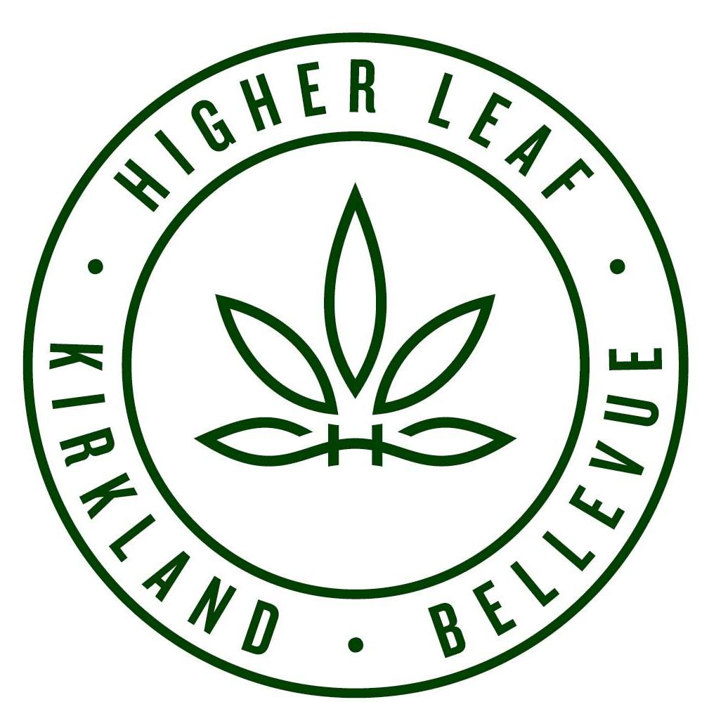 Logo for Higher Leaf