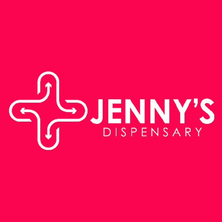 Logo for Jenny's Dispensary