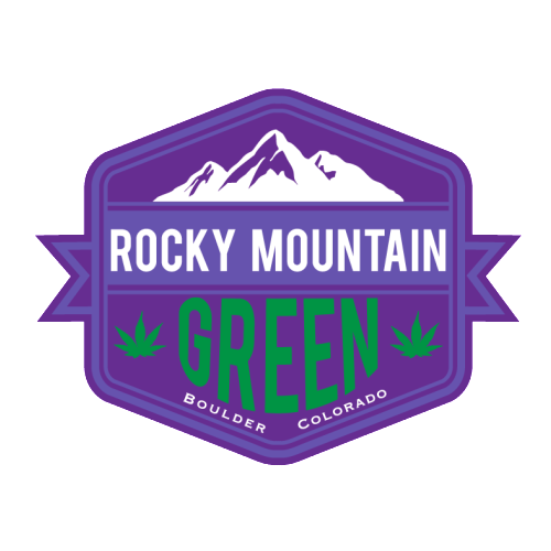 Logo for Rocky Mountain Green