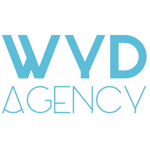 Logo for WYD.agency