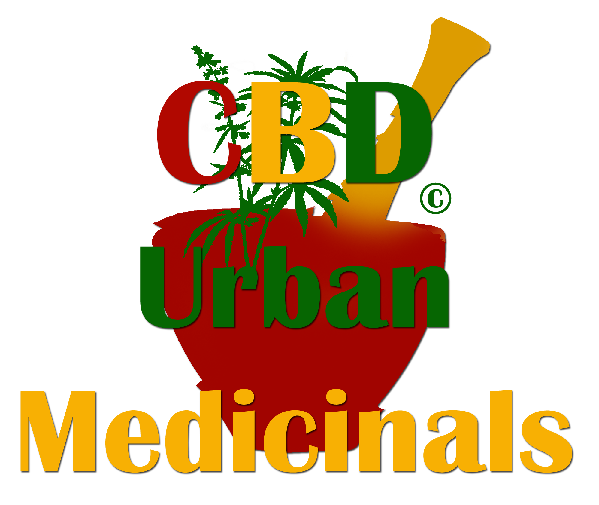 Logo for CBD Urban Medicinals
