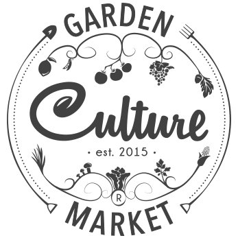 Logo for Culture Garden Market