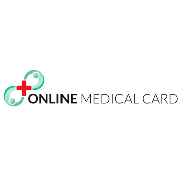 Logo for Online Medical Card