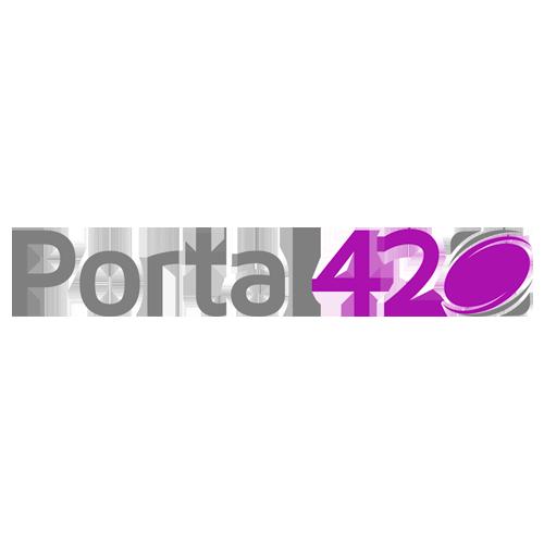 Logo for Portal42