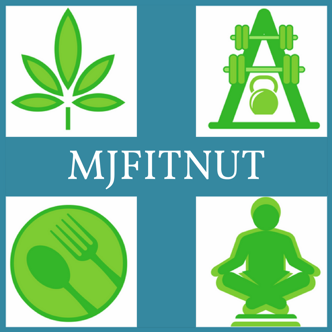 Logo for Marijuana Fitness Nutrition
