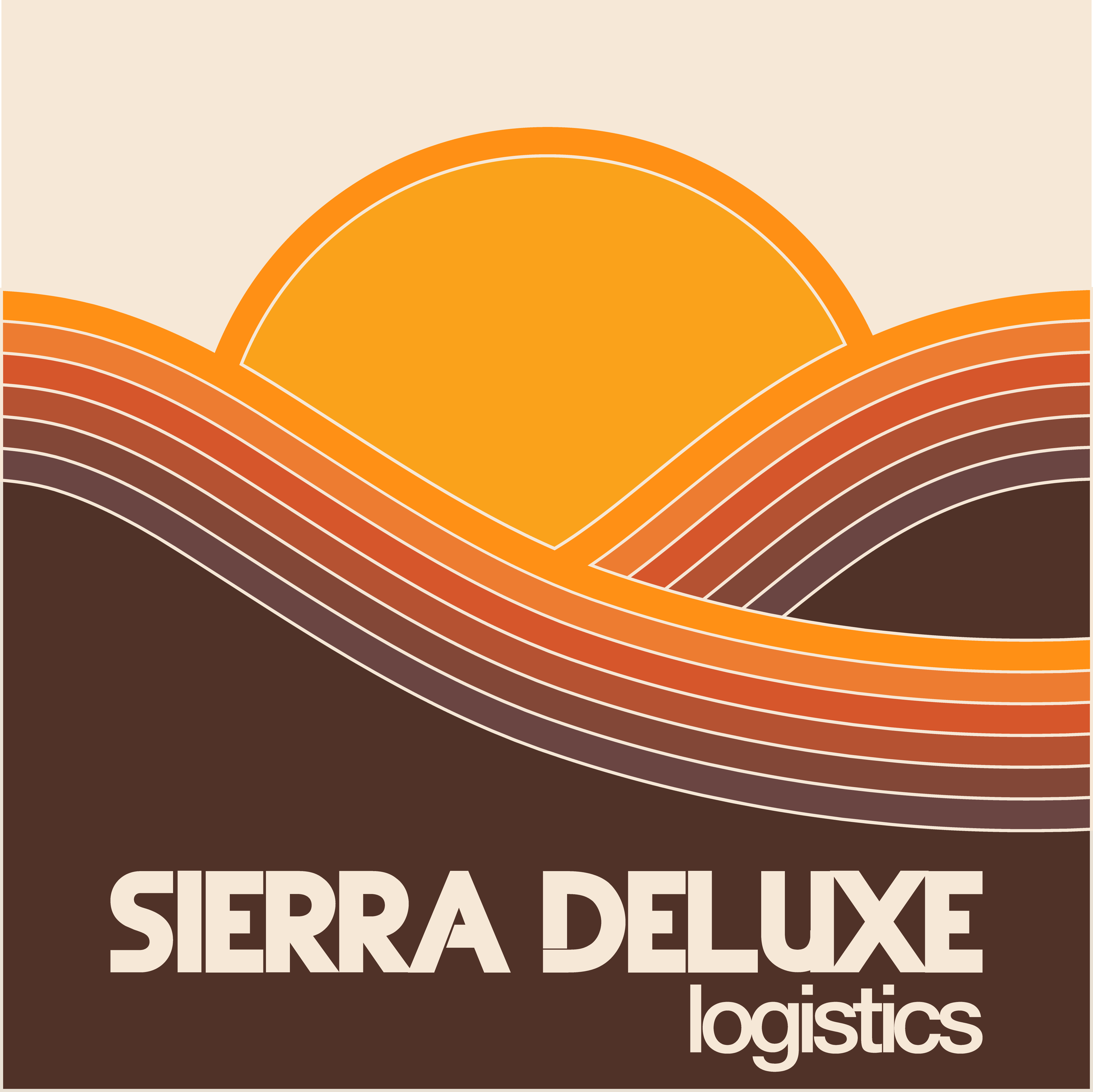 Logo for Sierra Deluxe Logistics