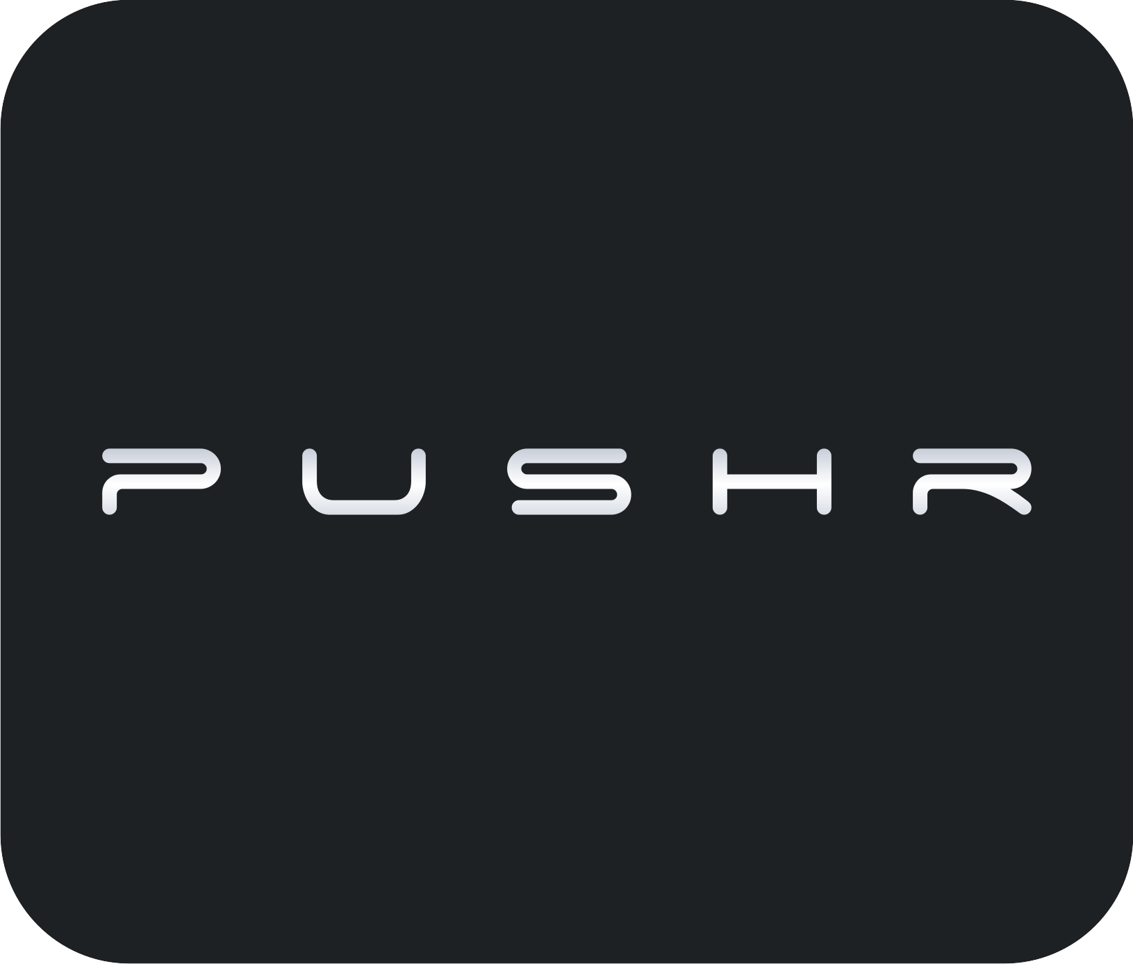 Logo for Pushr Inc.